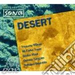 DESERT cd musicale di Y.N'DOUR/A.F.TOURE/B