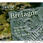 BRETAGNE cd musicale di A.STIVELL/AR RE YAOU
