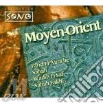 MOYEN-ORIENT cd musicale di SABAH/FAKHRI