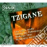 TZIGANE cd musicale di ALEXIAN GROUP/MORENO