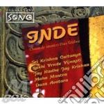 Inde - cd musicale di Artisti Vari