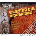 Australie didgeridoo - cd musicale di Artisti Vari