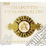 LOS SENORES DEL SON cd musicale di CHAPOTTIN CUNI MIGUE