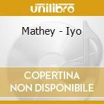IYO cd musicale di MATHEY