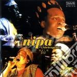 LA' (AFRICAPELLA) cd musicale di NIPA