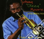 LIVE AND LOVE cd musicale di MOORE JOHNNY