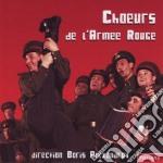 Boris Alexandrov - Coro Armata Russa cd musicale di Choeurs de l'armee rouge les