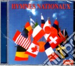 Hymnes nationaux cd musicale