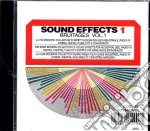 Sound Effects - Bruiaege Vol.1 cd musicale