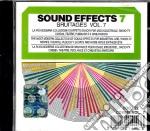 Sound Effects - Bruiaege Vol.7 cd musicale di Sonori Effetti