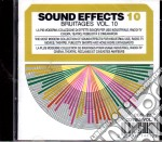 Sound Effects - Bruiaege Vol.10 cd musicale di Sonori Effetti