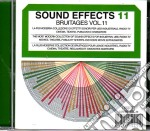 Sound Effects - Bruiaege Vol.11 cd musicale