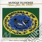Musique Du Monde - Music From The World - Capoeira - Rites Et Invocations cd musicale di Artisti Vari