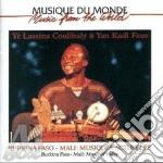 Burkina faso-mali:musiques act cd musicale di Artisti Vari