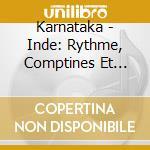 Inde:rythmes et chants du nord cd musicale di Artisti Vari
