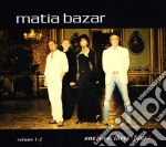 ONE TWO THREE FOUR VOL. 1 E 2  (BOX 3 CD) cd musicale di MATIA BAZAR