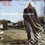 Enrico Ruggeri - Amore E Guerra cd musicale di Enrico Ruggeri