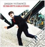 ULTIMA NOTTE A MALA' STRANA               cd musicale di Peppe Voltarelli
