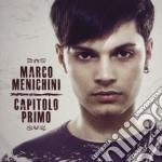 Marco Menichini - Capitolo Primo cd musicale di Marco Menichini