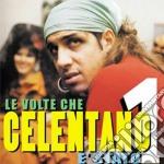 Adriano Celentano - Le Volte Che Celentano E' Stato 1 cd musicale di A. Celentano
