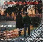 Adriano Celentano - Il Ragazzo Della Via Gluck cd musicale di Adriano Celentano