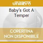 BABY'S GOT A TEMPER cd musicale di PRODIGY