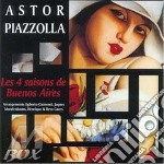 FOUR SEASONS OF BUENOS AIRES cd musicale di PIAZZOLLA ASTOR