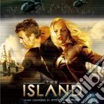 Steve Jablonsky - The Island cd musicale di O.S.T.