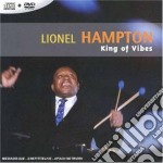KING OF VIBES + DVD cd musicale di HAMPTON LIONEL