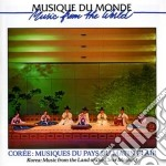 Coree - Musiques Du Pays Du Matin Clair cd musicale di Artisti Vari