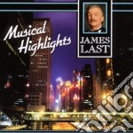 Musical highlights cd musicale di James Last