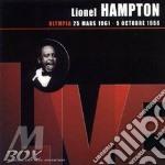 OLYMPIA 1961-1966 cd musicale di LIONEL HAMPTON