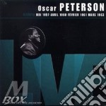 OLYMPIA 57/60/61/63 cd musicale di PETERSON OSCAR
