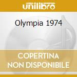 OLYMPIA 1974 cd musicale di POWELL BADEN