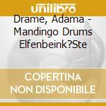 Percussion mandingues cd musicale