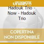 Now cd musicale di Trio Hadouk