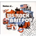 Artisti Vari - Us Rock- Brit Pop cd musicale di ARTISTI VARI