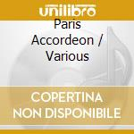 V/A - Paris Accordeon cd musicale di Air mail music