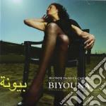 BLONDE DANS LA CASBAH cd musicale di BIYOUNA
