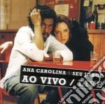 AO VIVO-*LIVE cd musicale di CAROLINA ANA & SEU JORGE