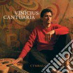 CYMBALS cd musicale di VINICIUS CANTUARIA