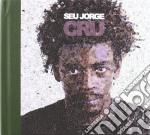 CRU    ( CD + DVD) cd musicale di SEU JORGE