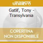 Transylvania cd musicale di Ost