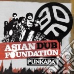 Asian Dub Foundation - Punkara cd musicale di ASIAN DUB FOUNDATION