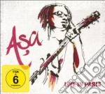 LIVE IN PARIS CD+DVD cd musicale di ASA