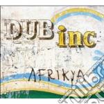 Dub Inc - Afrikya cd musicale di DUB INCORPORATION