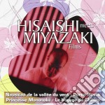 Joe Hisaishi Meets Miyazaki Films cd musicale di Joe Hisaishi