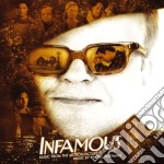 Infamous cd musicale di O.S.T.