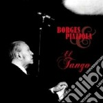 Astor Piazzolla & Borges - El Tango cd musicale di Piazzolla & borges