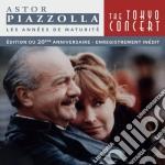 Gli anni della maturita' - tokyo concert cd musicale di Piazzolla astor & ta